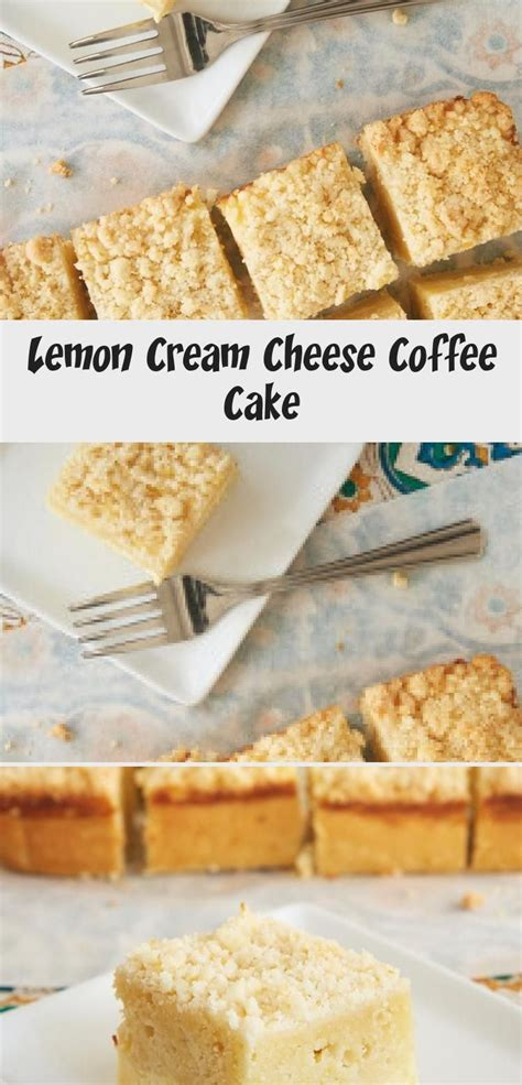 Explore the recipe to learn what ingredients go into this delicious dessert. Lemon Cream Cheese Coffee Cake - Easy recipes | Recipe in ...
