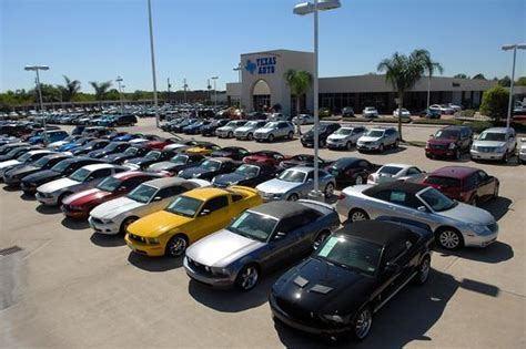Car Dealerships In Arthur Tx by Auto Houston Tx 77598 Car Dealership And Auto