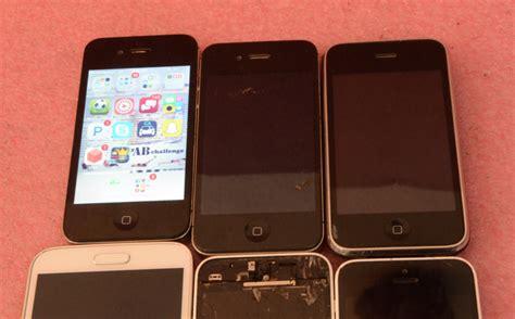 model no a1349 smartphone lot apple iphone model 1456 a1349 a1303