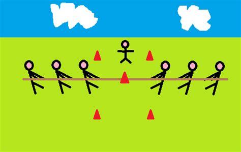 jeux de plein air pour adultes regle jeu tir corde