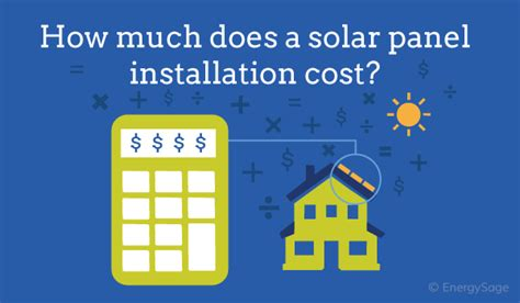 solar panel cost avg solar panel prices  state