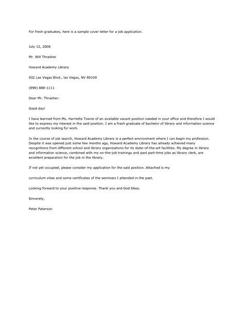 cover letter  bank job application  freshers