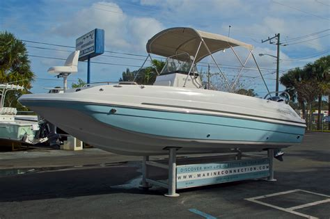 Used Hurricane Center Console Boats For Sale by New 2016 Hurricane Cc21 Center Console Boat For Sale In