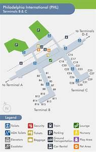 Phl Airport Diagram