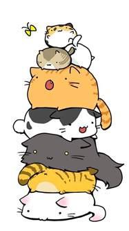 kawaii cat 25 best ideas about cat wallpaper on iphone