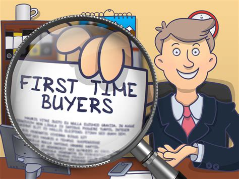 3 Helpful Benefits For First Time Home Buyers