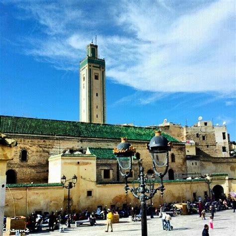 mosque fes andalusian andalous des mosquee morocco fez hertz jewel maroc ma architectural religious building hellotravel