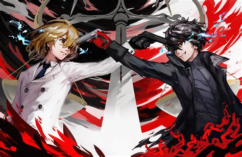 Persona 5 Animated Wallpaper - persona 5 hd wallpaper and background image