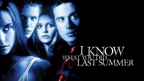 I Know What You Did Last Summer trilogy new Blu-ray ...