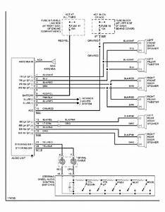 2003 Nissan Xterra Wiring Diagram