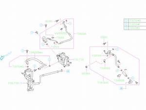 2019 Subaru Crosstrek Clamp  Air