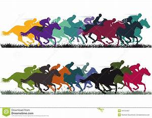 Free clipart horse racing - ClipartFest | BC - Night at ...