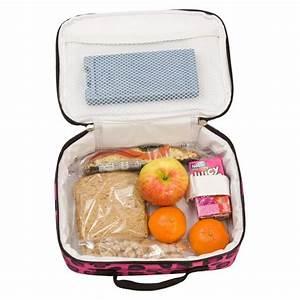 Wildkin Leopard Lunch Box - Pink : Target