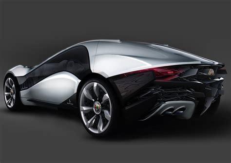 Alfa Romeo Pandion by Alfa Romeo Pandion By Bertone Concept Cars Diseno