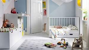 Chambre De Bébé Ikea : de la chambre b b la chambre enfant nos id es pour l ~ Premium-room.com Idées de Décoration