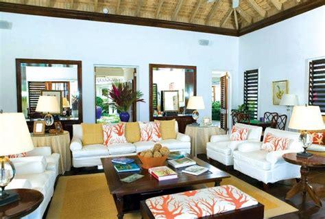 sea salt jamaica tropical living room