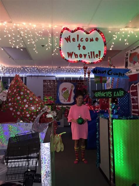 themes for christmas celebrations at office whoville office decorating whoville office decorating