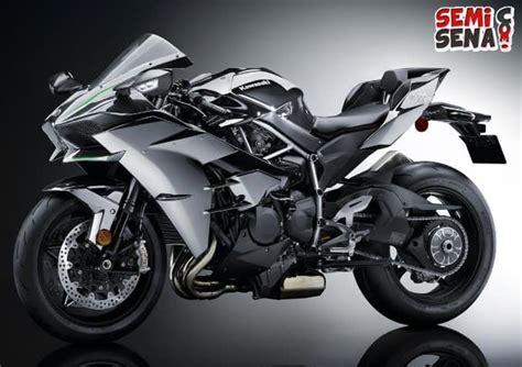 Gambar Motor Kawasaki H2 by Harga Kawasaki H2 Carbon Review Spesifikasi