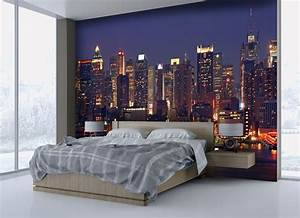 papier peint new york with chambre deco new york ado With chambre new york ado fille