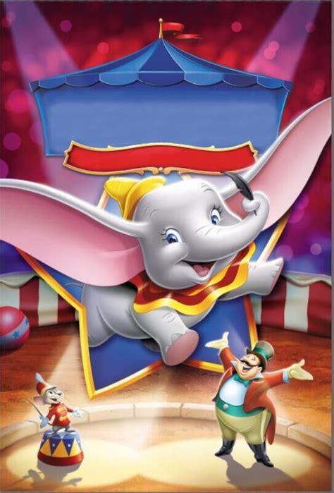 xft dumbo elephant magic magician circus show custom