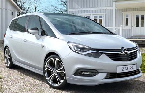 Opel Zafira Review by 2019 Opel Zafira Review Global Cars Brands
