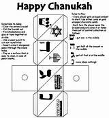 Dreidel Coloring Hanukkah Crayola Cut Play Sheets Cube Activities Pencil Kwanzaa Holidays sketch template