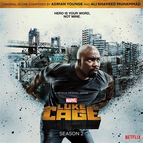 Luke Cage Season 2 Soundtrack Out Now