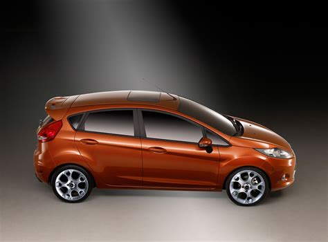Sporty 2009 Ford Fiesta S Unveiled In China The Torque