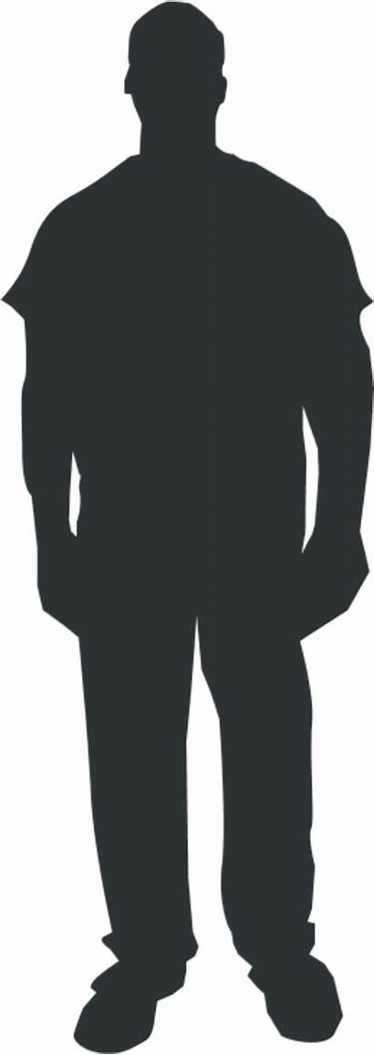Outline Person Clip Clipart Vector Svg Silhouette