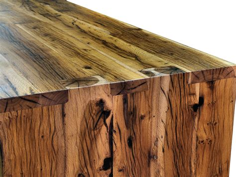 reclaimed white oak wood countertop photo gallery