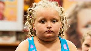 Honey Boo Boo is all grown up!