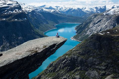 Trolltunga Why Even Hiking Noobs Should Come Here