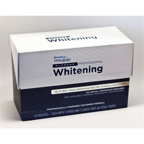 crest whitestrips supreme review top 10 best selling teeth whitening kits reviews 2019