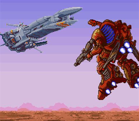 giant warriors metal robot game games fantastic snes four anime konami toy toys zoids series bomb