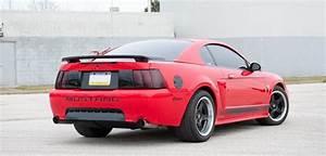 Dan B's Torch Red '03 Mach 1 Mustang   AmericanMuscle