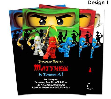 lego ninjago geburtstag ninjago einladung geburtstag druckbare lcdesigns615 8 00 geburtstag ninjago in