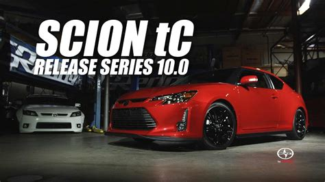 2016 Scion Tc Release Series 10.0 : Scion Tc Release Series 10.0 Walkaround (scion)