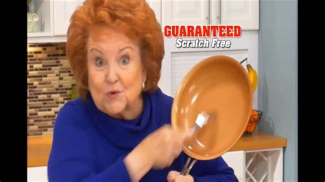 red copper pan    tv youtube