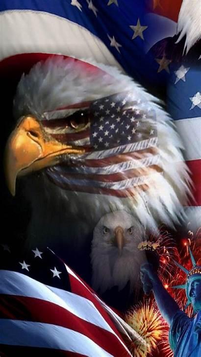 Patriotic Flag Eagle Iphone Usa Plus