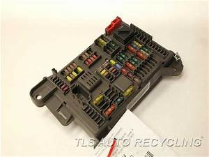 2008 Bmw X5 Fuse Box - 61146931687 - Used