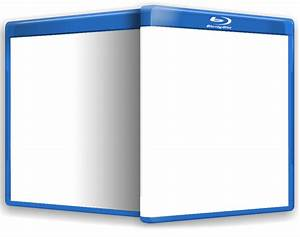 Blu Ray 3D Case Template