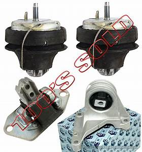 Volvo S60 V70 Xc70 Xc90 Engine Motor Mounts Torque Rod Stabilizer Bracket Kit