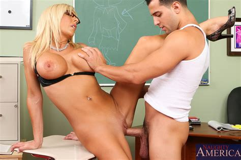 Milf Teacher Misty Vonage Gives A Lesson On Love 1 Of 2