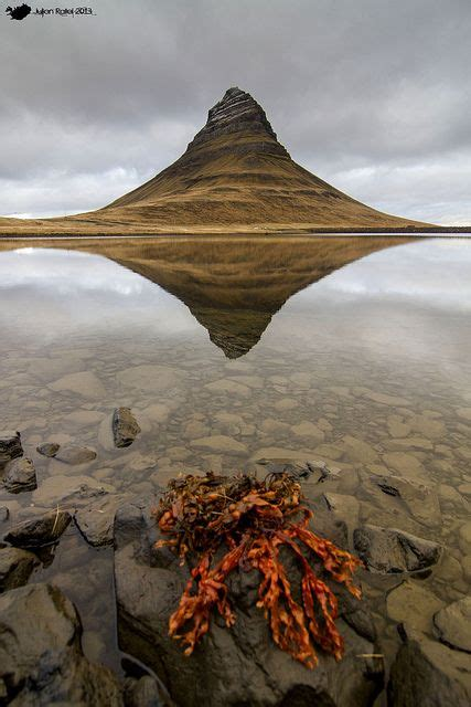 Kirkjufell The Church Mountain Iceland Inspired By The
