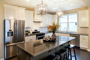 Kitchen And Home Interiors Quot Belmont Quot Model Home Kitchen Traditional Kitchen Minneapolis By Che Interiors