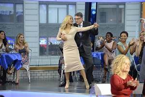 Ex-Texas Gov. Rick Perry gets laughs, twirls partner on ...