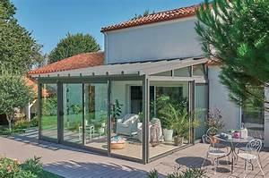 Veranda Rideau Prix : prix d une veranda rideau r nover en image ~ Premium-room.com Idées de Décoration