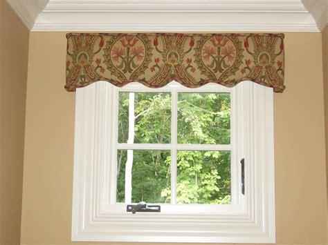 Fabric Window Treatments by Fabric Cornice Window Treatments Dwelling Exterior