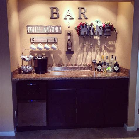 Home Coffee Bar Design Ideas by Best 25 Wine And Coffee Bar Ideas On Coffe