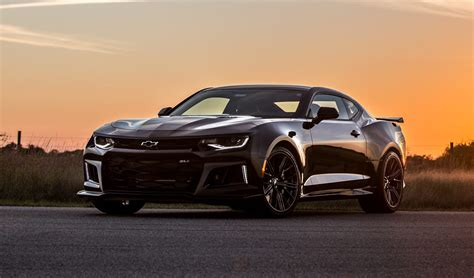 Hennessey Makes 1,000 Hp Camaros Possible